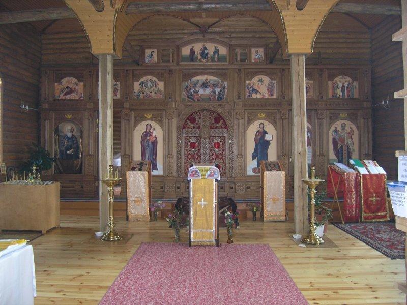 Церковь свт. Николая чудотворца. Жилино.